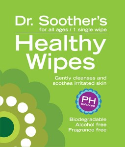 Dr. Soother's Healthy Wipes
