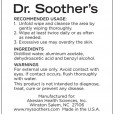 drsoothers-usage